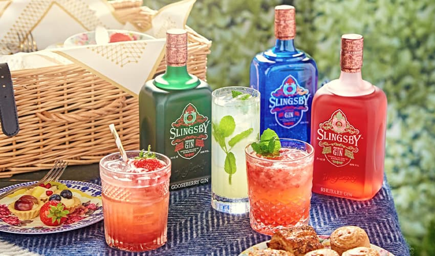 slingsby limited edition gin