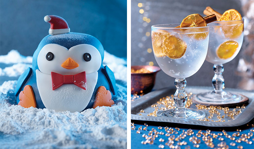 extra special winter gin