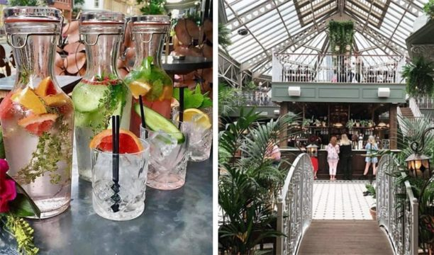 Featured Image for This Bar Has a Variety of Gin Carafes to Choose From and They Look Sensational