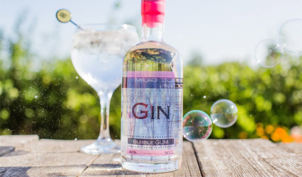 Featured Image for Bubble Gum Gin Is the Latest Retro Addition to Your Collection