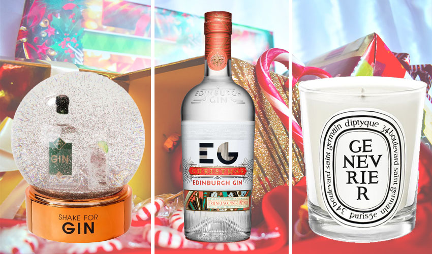 Featured Image for Gin Christmas Gifts 2019: The Best Gin Presents for The Gin Lover In Your Life