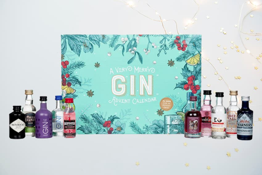 costco gin advent calendar
