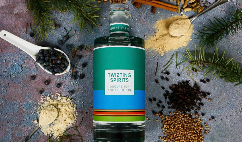 Douglas Fir Distilled Gin