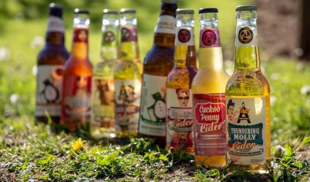 Featured Image for Gin Cider Is Here and You Can Enjoy the Best of Both Worlds