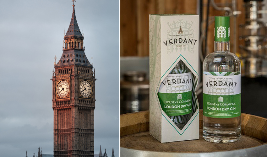house of commons gin