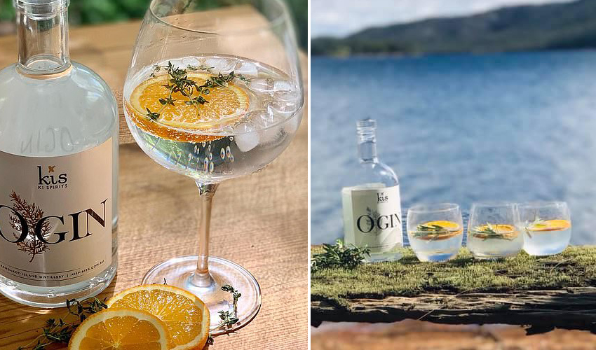 O gin Kangaroo Island Spirits