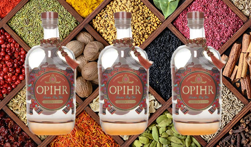 Featured Image for Opihr Gin European Edition Is Out and It Will Spice Up Your G&T
