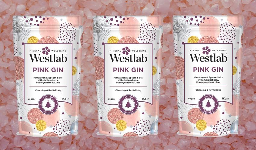 pink gin bath salts