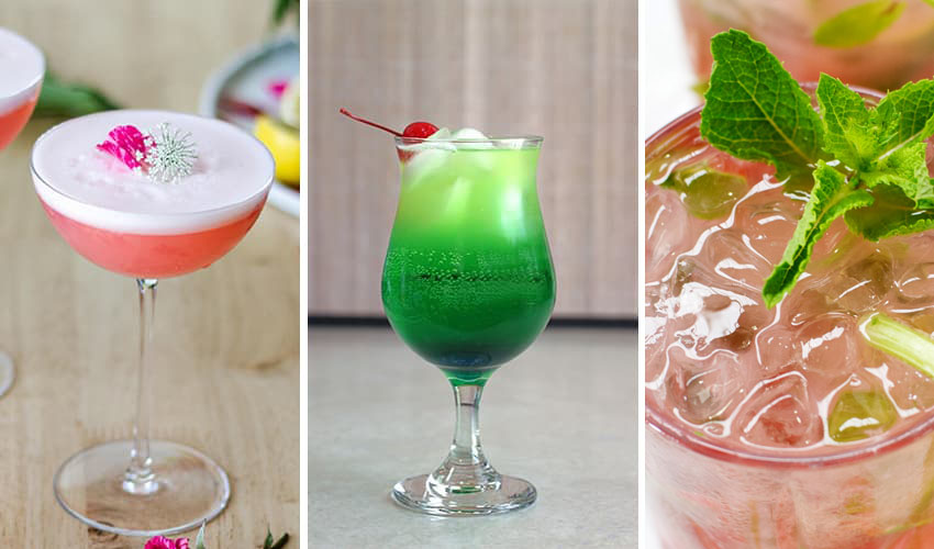 Featured Image for 6 Sweet Inspired Gin Cocktails That Will Have You Craving for More