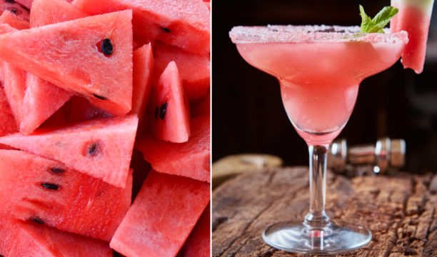 watermelon gin cocktail