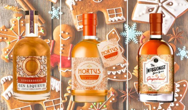 gingerbread gin 2019