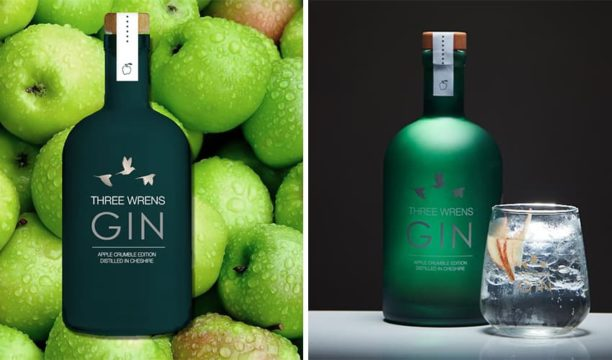 Featured Image for An Apple Crumble Gin Exists and It Sounds Like Dessert in a Bottle
