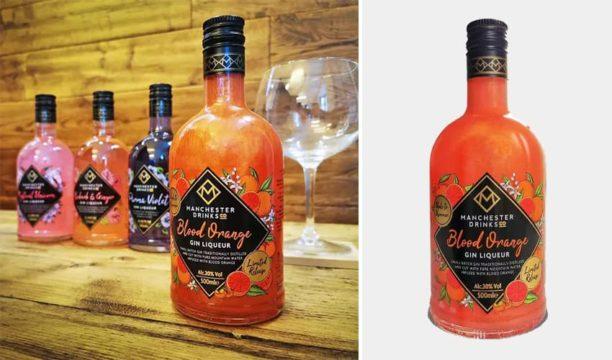 blood orange gin liqueur
