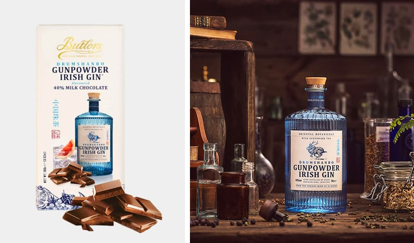 Featured Image for A Gin Milk Chocolate Exists and It Looks Decadent