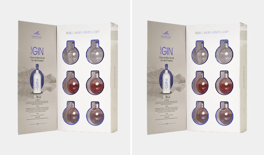 gin baubles 2019