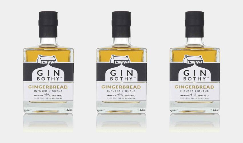 gingerbread gin