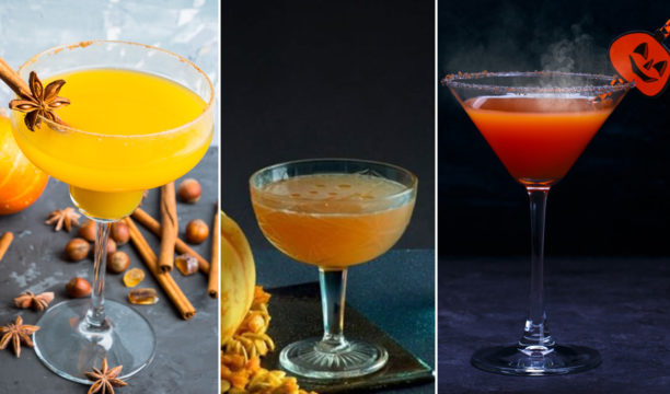 Featured Image for Pumpkin Gin Cocktails Will Be the Star of the Show
