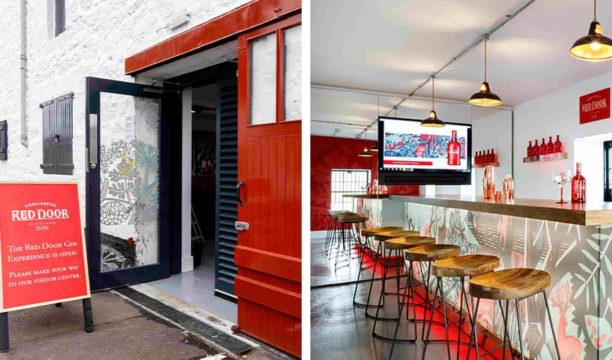Featured Image for Red Door Gin Launches Visitor Experience at Benromach Distillery