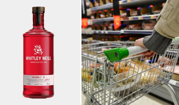 Featured Image for Whitley Neill's Raspberry Gin Is £20 from ASDA
