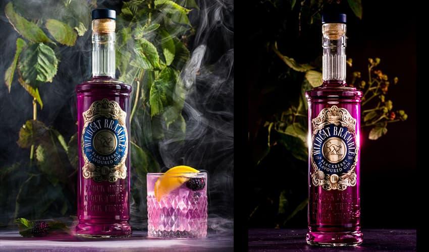 Wildcat Blackberry Gin