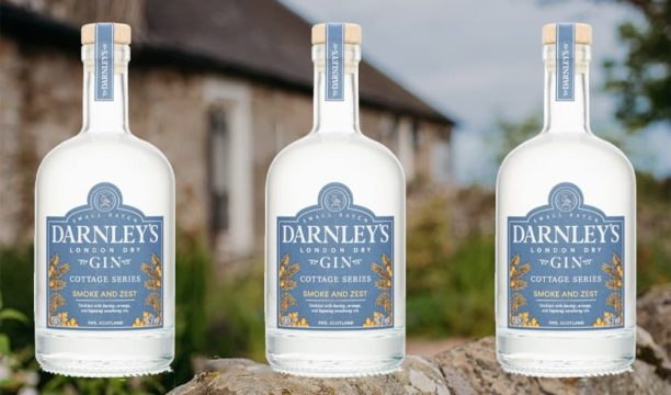 Featured Image for Darnley's Launches a Smoky Gin with a Zesty Edge