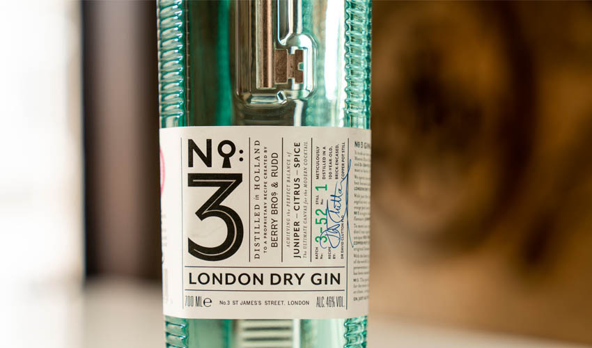 Featured Image for Review: No.3 London Dry Gin