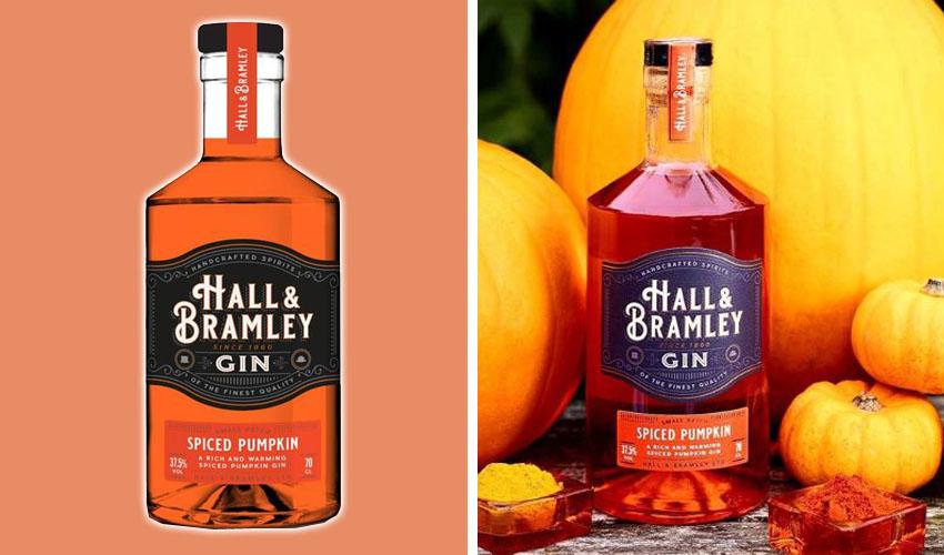 spiced pumpkin gin review