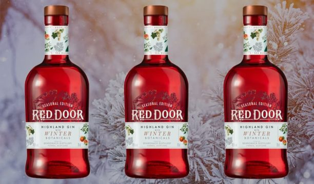 Featured Image for Red Door Gin Releases Limited Edition Winter Bottling