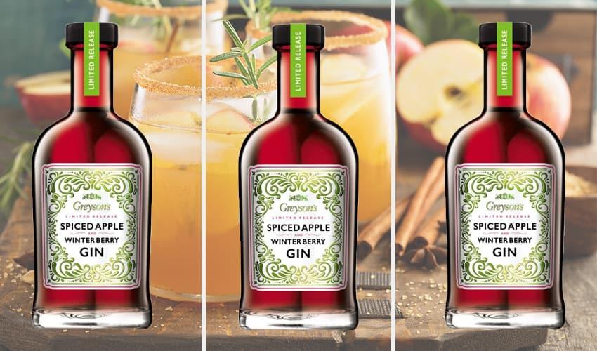 aldi spiced apple berry gin