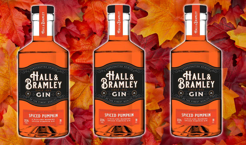 Featured Image for Review: Spiced Pumpkin Gin by Hall & Bramley