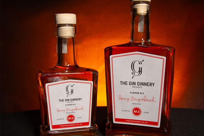 the gin ginnery spicy gingerbread
