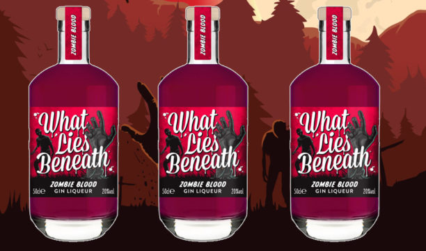 Featured Image for Review: What Lies Beneath Zombie Blood Gin Liqueur