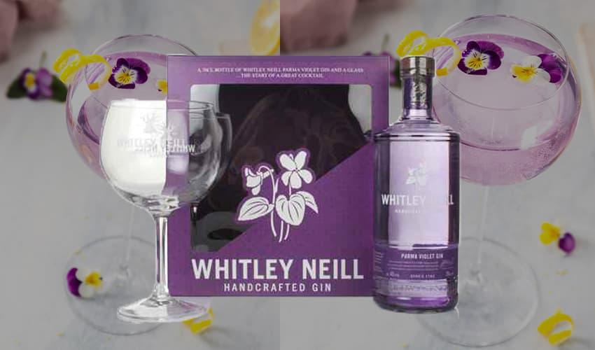 whitley neill gin gift set