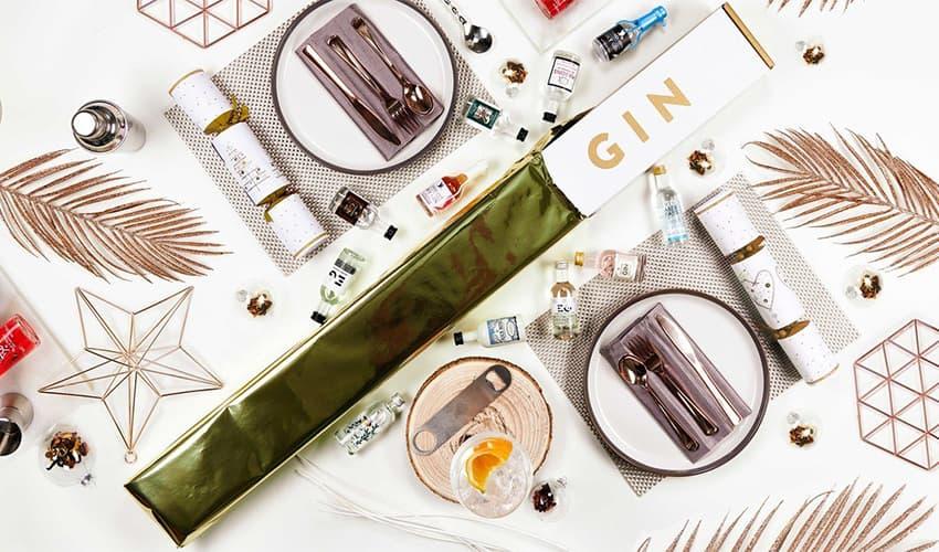 the yard of gin