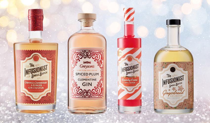 Aldi Christmas gin 2019