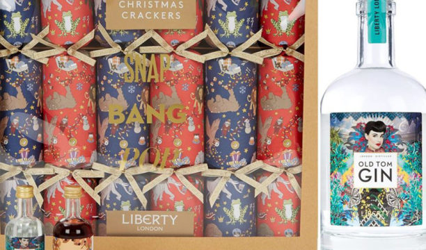 Featured Image for Liberty London Gin Crackers Are Pure Indulgence