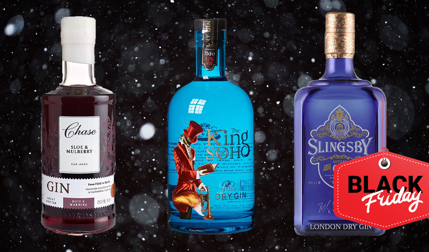 Featured Image for These Black Friday Gin Discounts Are Available Right Now