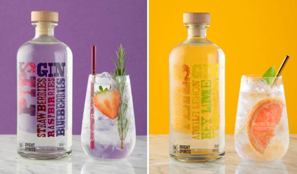 bright spirits gins