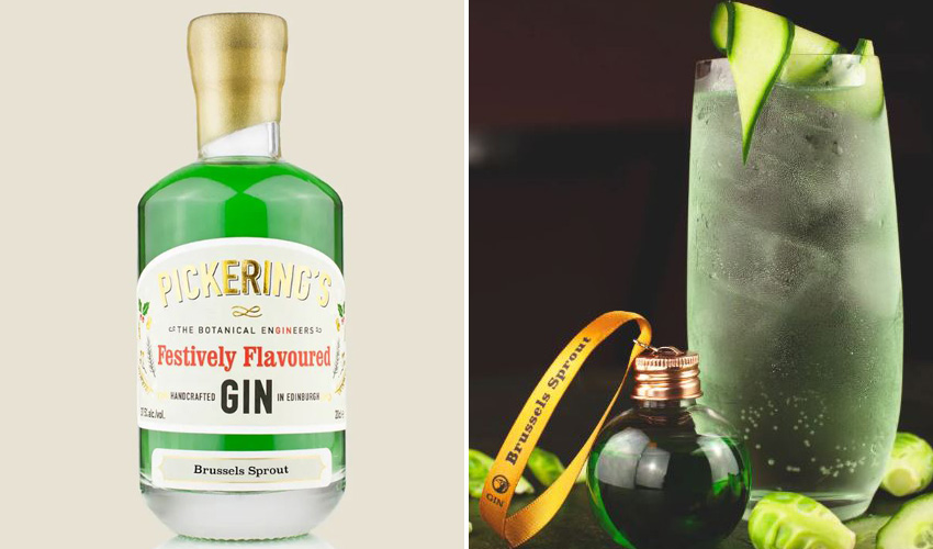 pickerings brussels sprout gin