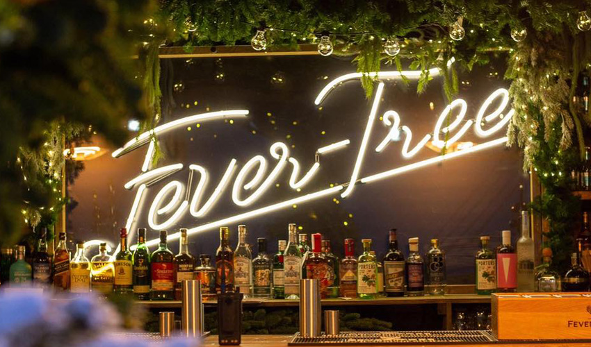 fever-tree winter gin lodge