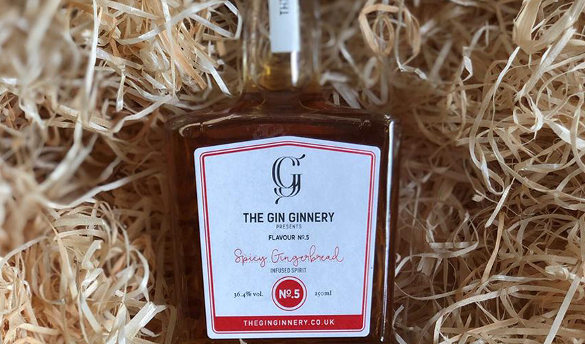 Featured Image for Review: The Gin Ginnery Spicy Gingerbread