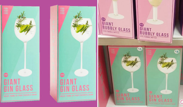 Featured Image for Primark's New Giant Gin Glass Will Make Topping Up a Thing of the Past