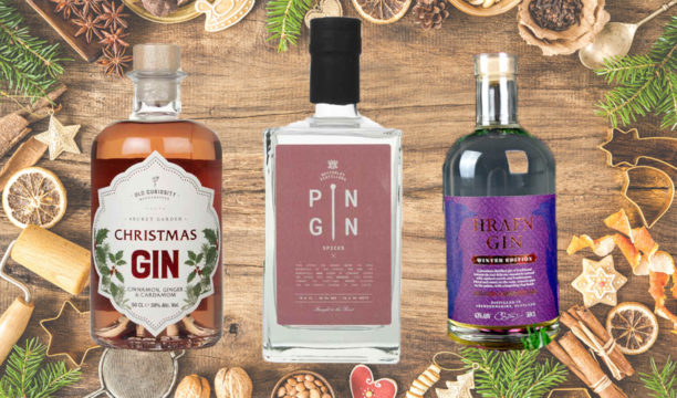 Featured Image for These Spiced Christmas Gins Are All You Need for Warming Festive Fun