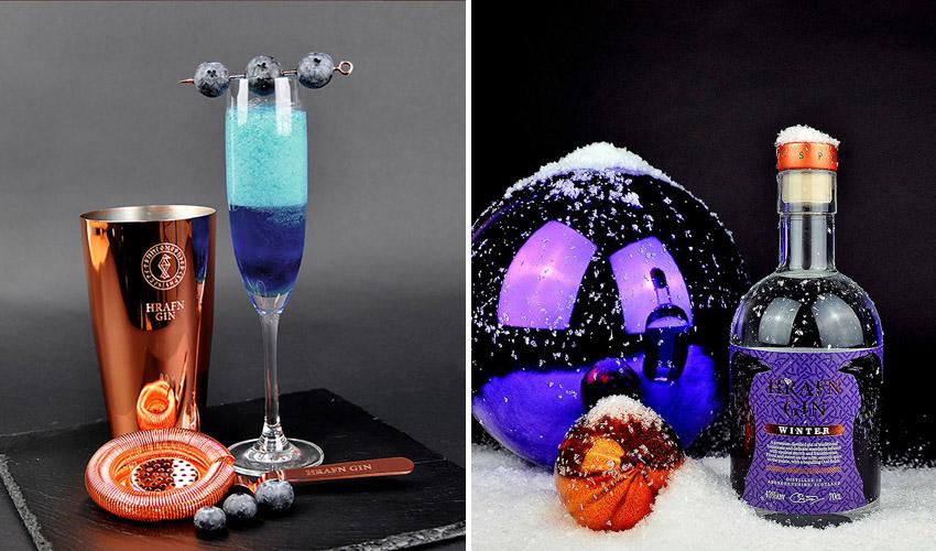 Hrafn gin winter