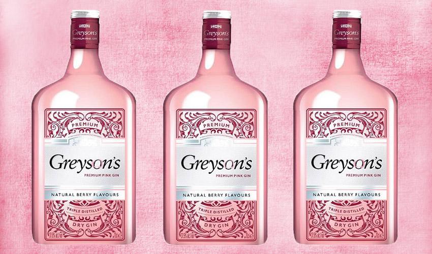 aldi greysons pink gin
