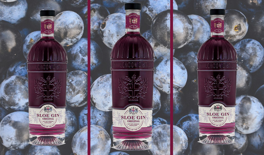 city of london sloe gin