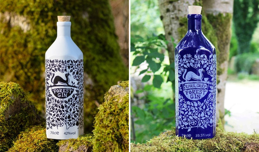 best gin forest gin