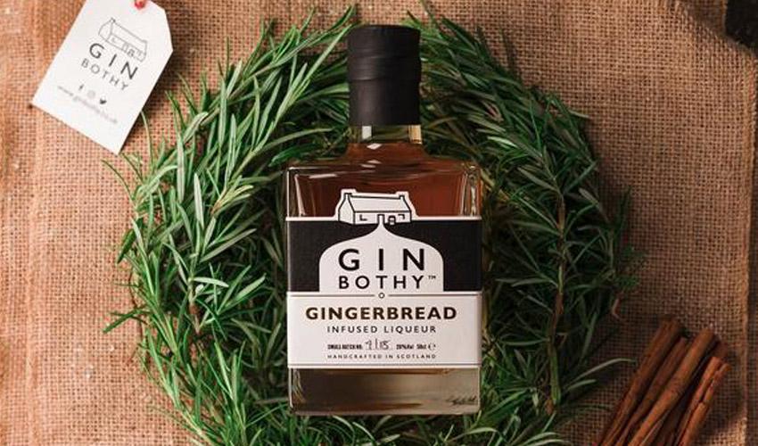 gin bothy gingerbread gin liqueur