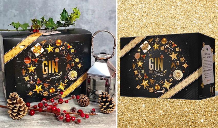Gin to My Tonic gin advent calendar