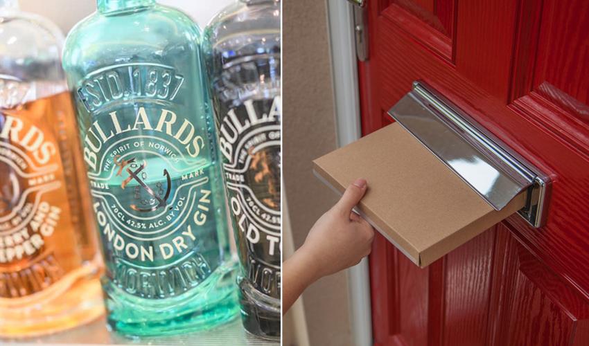 bullards flat pack gin